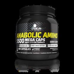 Olimp Anabolic Amino 5500 Mega Caps, 400 Kapseln