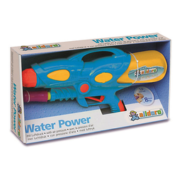 Water Power Wasserpistole Wasserpistolen mehrfarbig