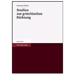 Hartmut Erbse  - Buch