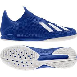 Adidas Fußballschuhe Halle X 19-3 IN - 45 1/3 (10,5)