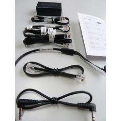 SNOM Headset Adapter EHS zur Steuerung schnurloser Headsets für snom 320 snom 370 snom 82x snom 870 SNOM 7xx 2362