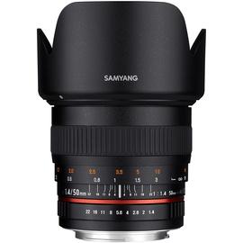 Samyang 50mm F1,4 AS UMC Micro Four Thirds