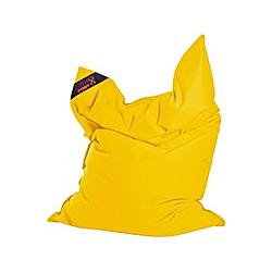 Sitzsack Big Foot Scuba gelb