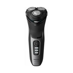 Philips Körperrasierer S3231/52 Rasierer Series 3000 Elektrischer Nass- und Trockenrasierer