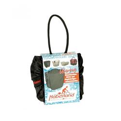 Haberland Fahrradkorb Haberland Regenschutzhaube für Gepäckträgertasche