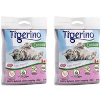 Tigerino Canada Babypuderduft 2 x 12 kg