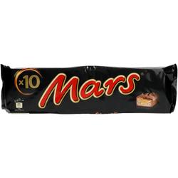 Mars Riegel 10er 450g