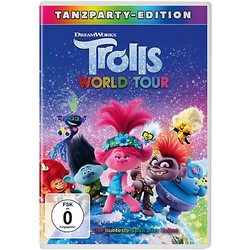 DVD Trolls - World Tour (2Kinofilm) Hörbuch