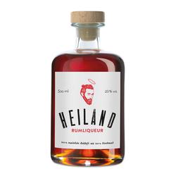 Heiland Likör mit Rum & Doppelbock