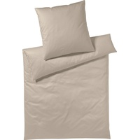 YES FOR BED Pure & Simple Uni beige (200x220+2x80x80cm)