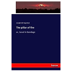 The pillar of fire. Joseph Holt Ingraham  - Buch