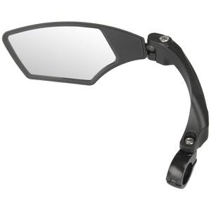 M-Wave SPY Space Fahrradspiegel, schwarz