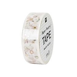 Tape, Blüte, Puder/Gold, Hochzeit