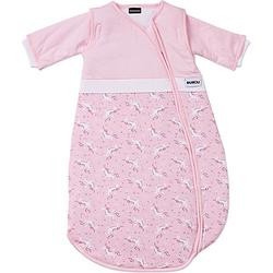 Schlafsack Bubou, rosa / Einhorn, Gr. 70 cm