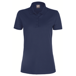 PUMA Workwear Work Wear Damen Polo Shirt / Arbeitsshirt - Blau, Größen: XL