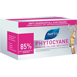 PHYTOCYANE Anti-Haarausfall Kur Ampullen 90 ml