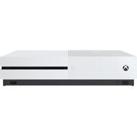 Microsoft Xbox One S 1TB weiß + The Division 2 (Bundle)