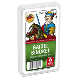 ASS ALTENBURGER GAIGEL BINOKEL Kartenspiel