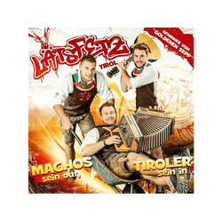 Läts Fetz - Machos sein out,Tiroler in (CD)