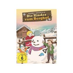 Die Kinder vom Berghof - Vol. 2 DVD