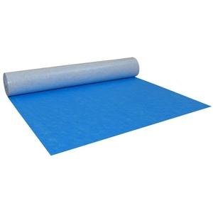 Scorprotect® Malervlies Treppenschutzvlies Blau 25 m² Abdeckvlies selbstklebend 160 g/m², Maler, Vlies, für Farben und Lacke