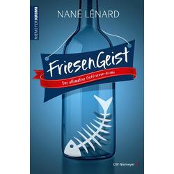 FriesenGeist als Taschenbuch von Nané Lénard