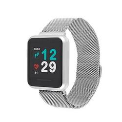 X-WATCH KETO Sun Reflect Smartwatch silber