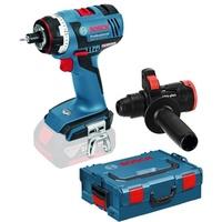 Bosch GSR 18 V-EC FC2 Professional ohne Akku + L-Boxx + SDS-Bohraufsatz (06019E1109)