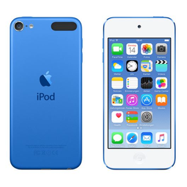 Apple iPod touch 32GB (6. Generation) blau