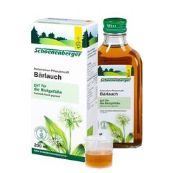 BÄRLAUCH SAFT Schoenenberger Saft 200 ml