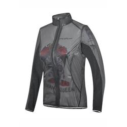 prolog cycling wear Regenjacke mit Zero-Wind-Membran L