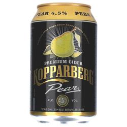 Kopparberg Pear 4,5% 24 x 0,33 ltr.