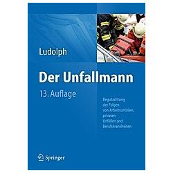 Der Unfallmann - Buch