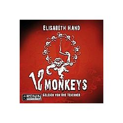 12 Monkeys  MP3-CD - Hörbuch