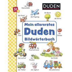 Duden 30+: Mein allererstes Duden-Bildwörterbuch als Buch von Andrea Weller-Essers