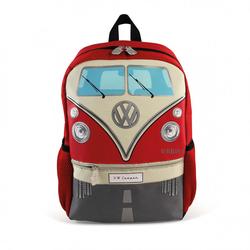 VW Bulli T1 Rucksack Klein rot