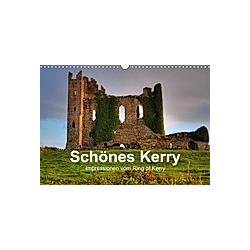 Schönes Kerry (Wandkalender 2021 DIN A3 quer)