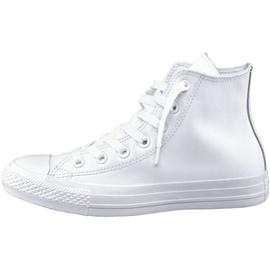 Converse Chuck Taylor All Star Mono Leather High Top white monochrome 46,5