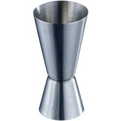 WESTMARK Barmaß 2/4 cl, Ein praktisches Hilfsmittel zum Cocktail-Mixen, 1 Stück