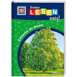 WIW Erstes Lesen easy! Bäume