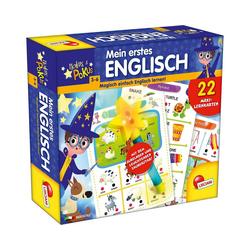 Lisciani Lernspielzeug Mein erstes Englisch