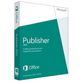 Microsoft Publisher 2013 ESD DE Win