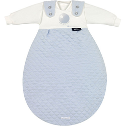 Schlafsack Baby-Mäxchen bellybutton Edition, Dream blau Gr. 80/86