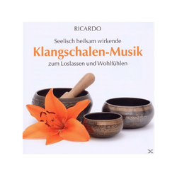 Ricardo - Klangschalen-Musik (CD)
