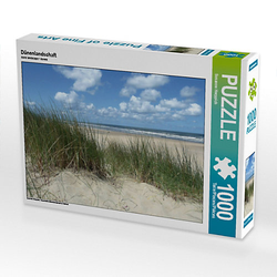 Dünenlandschaft Lege-Größe 64 x 48 cm Foto-Puzzle Bild von Susanne Herppich Puzzle