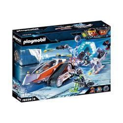 Playmobil® Spielfigur PLAYMOBIL® 70230 Spy Team Kommandoschlitten