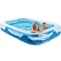 Wehncke Jumbo Water Wave Pool 305 x 183 x 50 cm (12244)