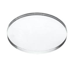 Acrylglas-Zuschnitt Rund Ø 400 mm x 6 mm
