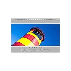 Der Pilsumer Leuchtturm (Tischkalender 2021 DIN A5 quer)