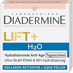 3 x Diadermine Lift+H2O Anti-Age Tagescreme je 50ml